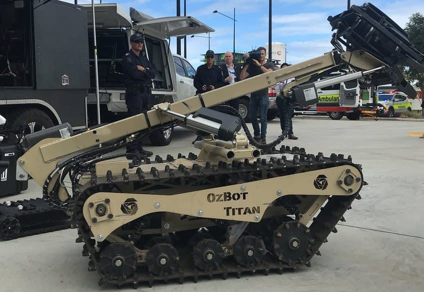 Robotics Roadmap for Australia 2018