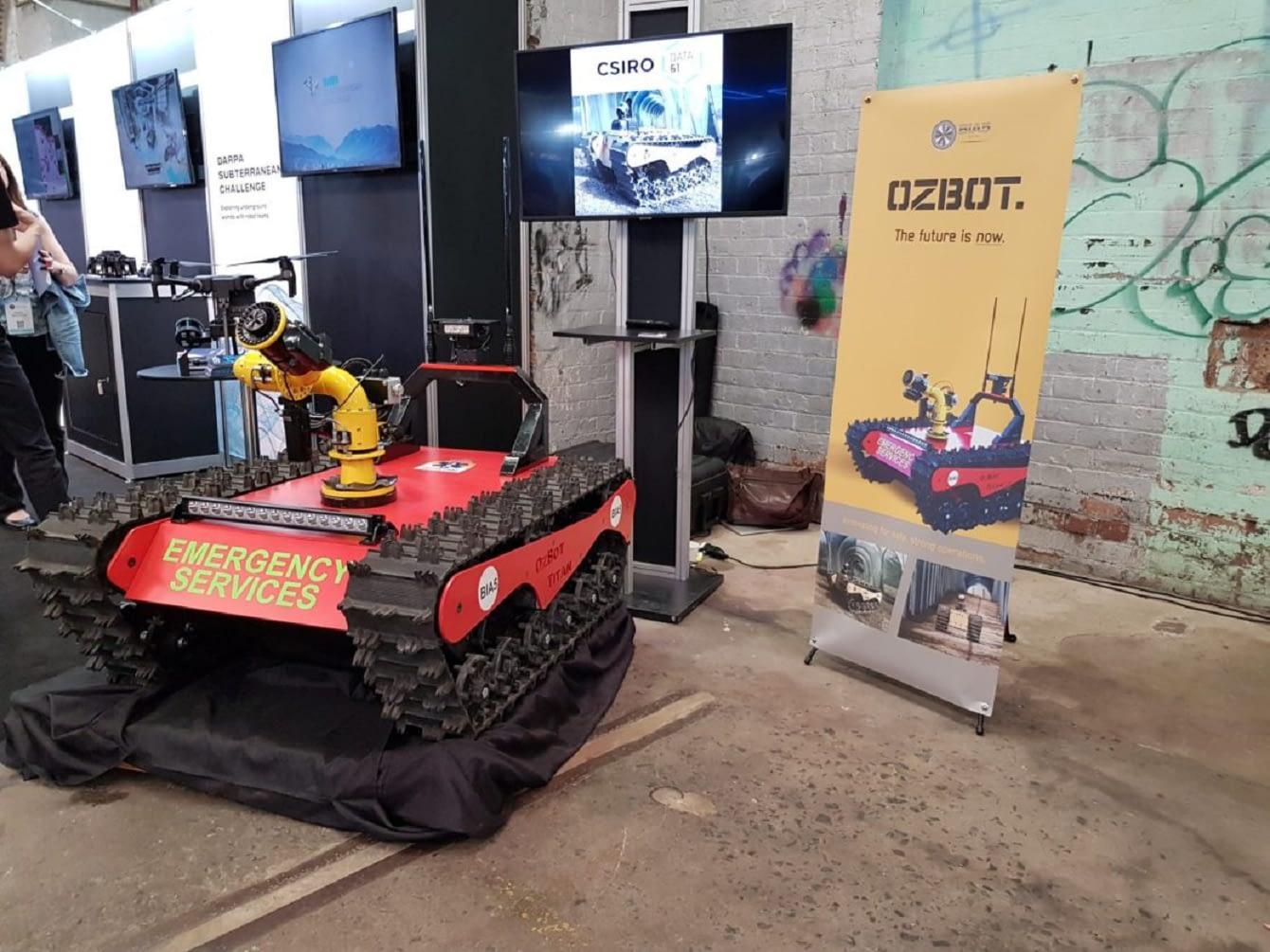 D61+ Live – CSIRO